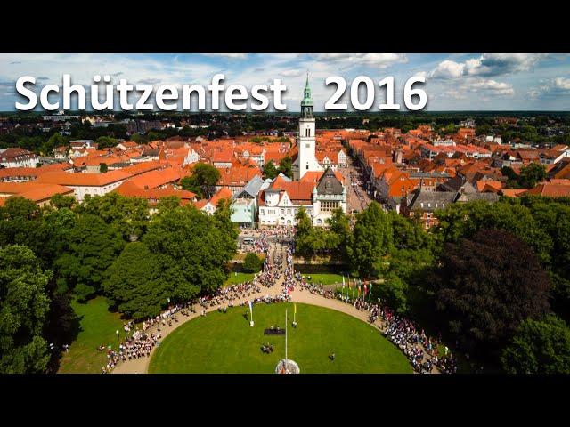 Schützenfest 2016 in Celle
