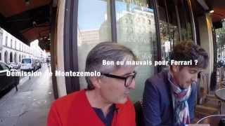 Ferrari en danger ? - Café Garage sept. 2014