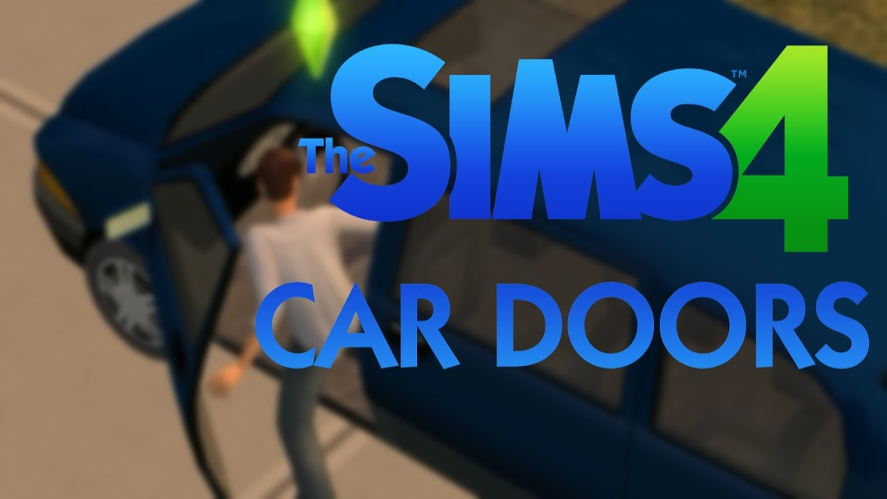 How To Drive Cars In Sims