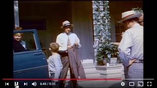 Andy's house on the ANDY GRIFFITH SHOW,  Mayberry or LA?