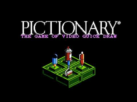 Title Screen (Alpha Mix) - Pictionary