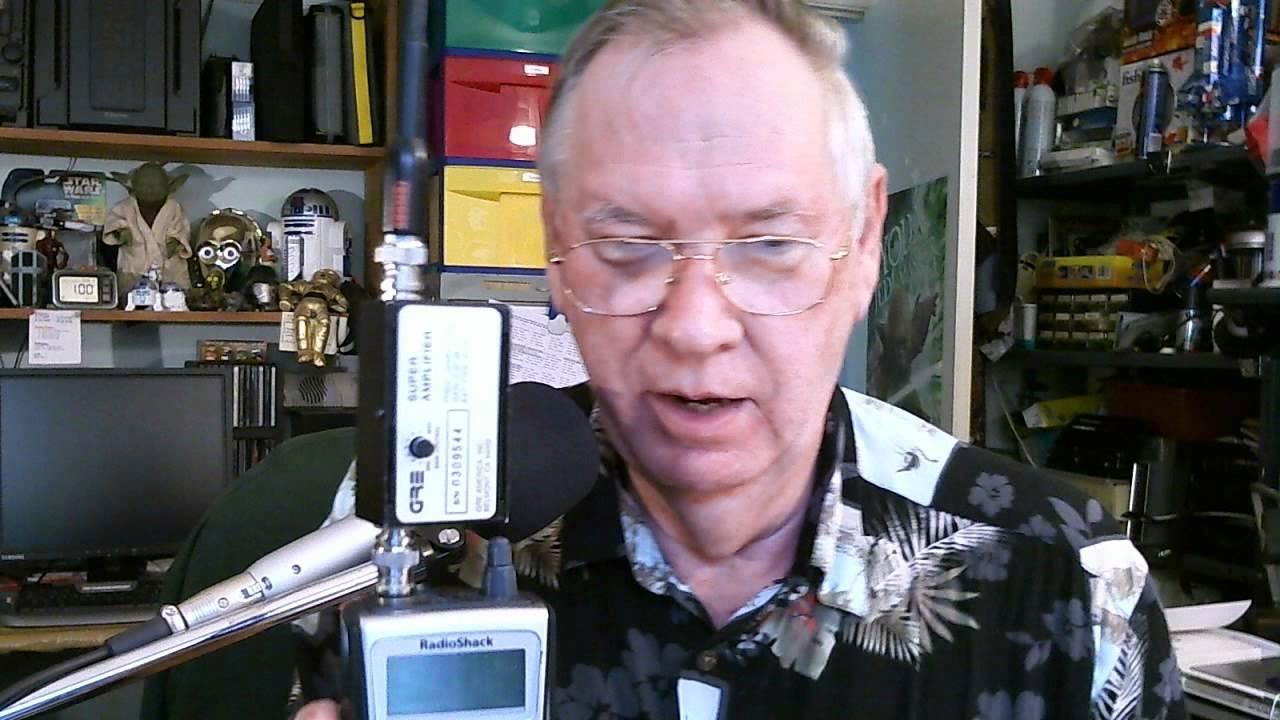 TRRS #0057 GRE Super Amplifier for Scanner Radios