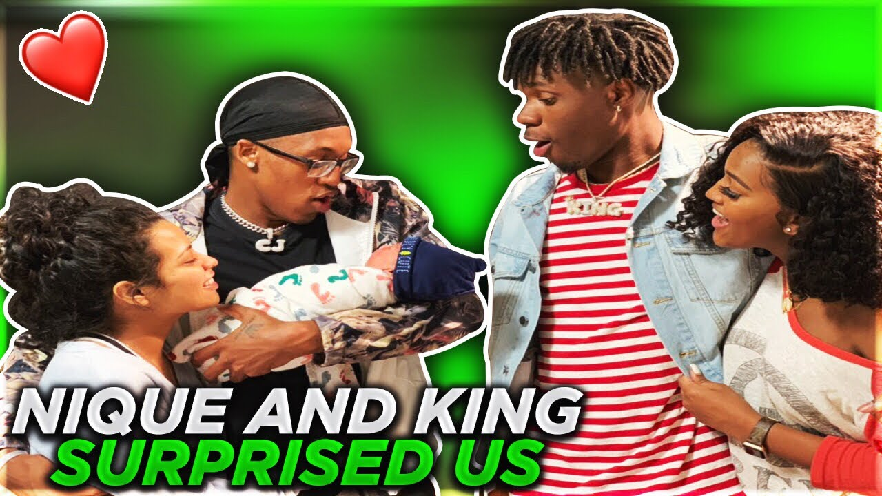 NIQUE AND KING SURPRISED US !!