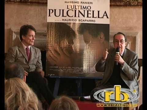 """""""L'ULTIMO PULCINELLA"""" di Maurizio Scaparro - conferenza 1°parte - WWW.RBCASTING.COM"""