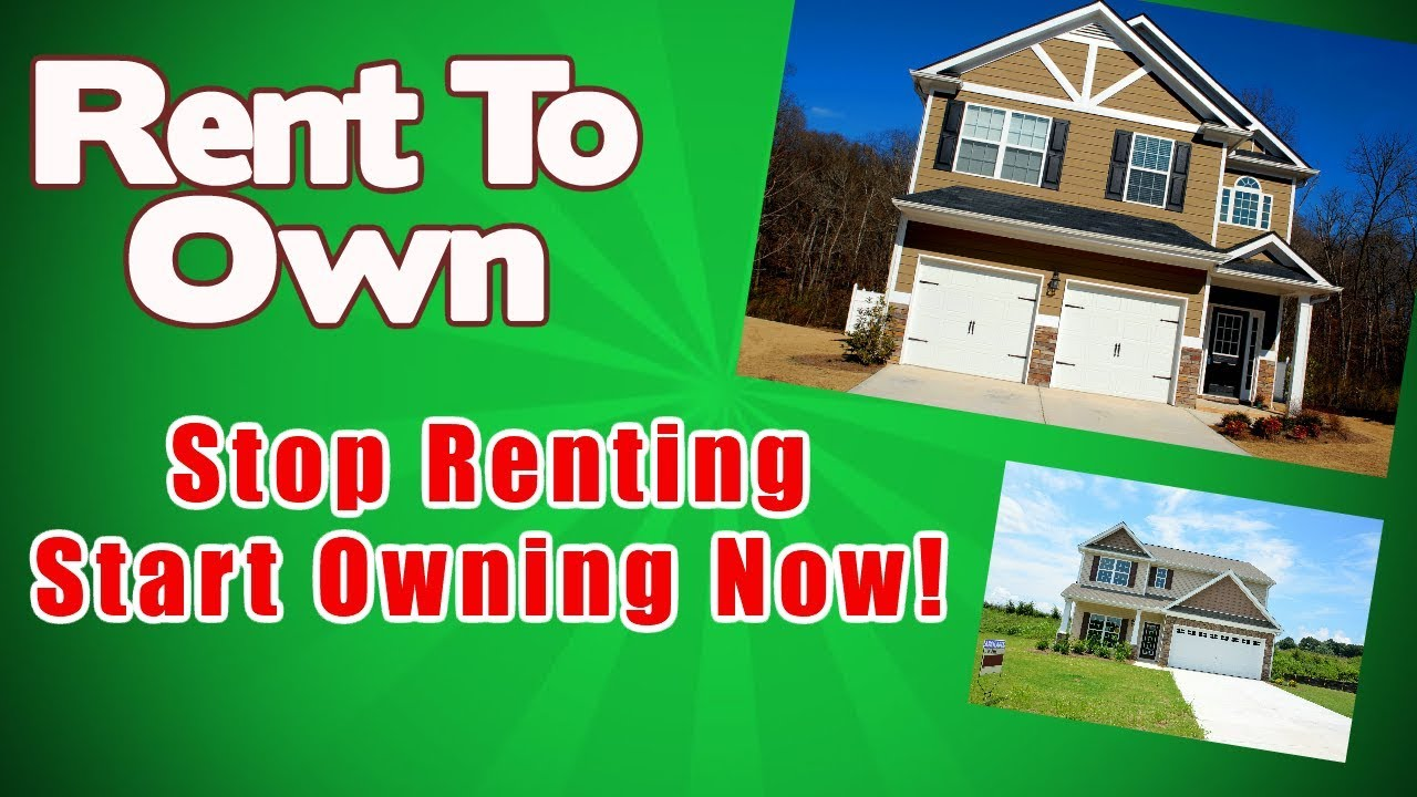 Rent To Own Homes In Los Angeles Youtube