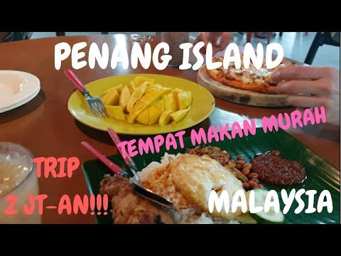 Trip Murah Malaysia | Local Food | Malaysia Part 1/4