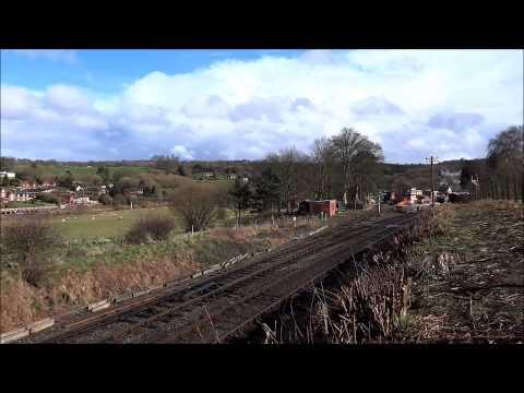Severn Valley Railway, Spring Steam Gala 2014, Saturday 22nd March