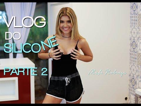 #VLOG DO SILICONE - PARTE 2   por Mafe...