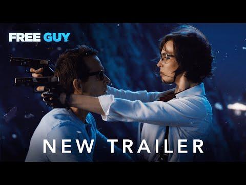 Free Guy   New Trailer   20th Century Studios