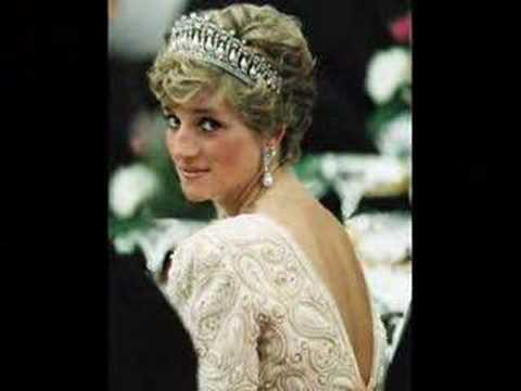 Princess Diana - Candle In The Wind (Goodbye England
