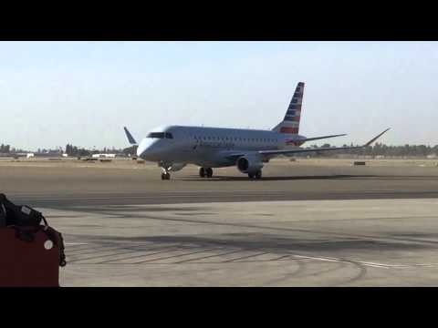 New Jet Makes Its Fresno Debut