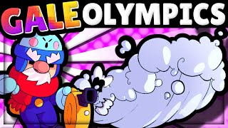 GALE OLYMPICS! | 12 Tests! | +5 New Skins & Hot Zone! | Sneak Peek!