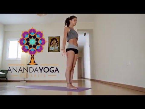Surya Namaskar A y B- Ashtanga Yoga