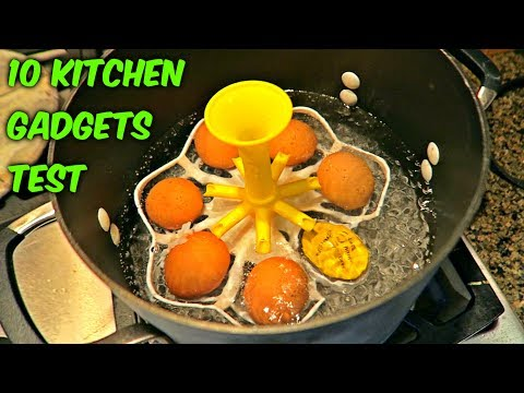 10 Kitchen Gadgets put to the Test Part 12