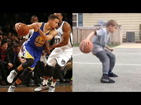 Thumbnail: This 11-Year-Old Has Stephen Curry's Moves Down