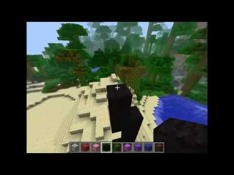 Как я построил Big Nyan Cat в Minecraft [Rapid Construction].