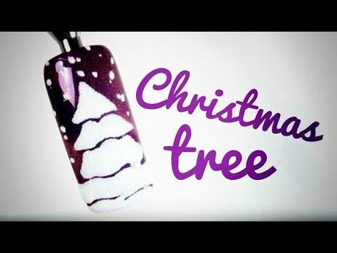 💅💅  Christmas Nails  💅💅 :: Christmas Tree :: Nailart by Natalia