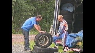 Mikko Hirvonen Ford test 2011