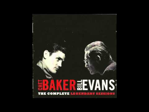 Bill Evans & Chet Baker - The Legendary Sessions (1959 Album