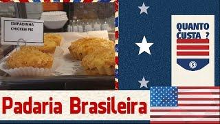 Padaria Brasileira nos Estados Unidos - Modelo