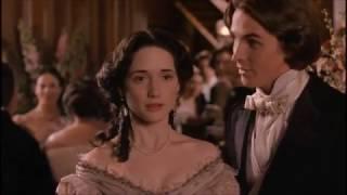 "Meg has a debut at Sally Moffat's ball - ""Little Women"" - Trini Alvarado, Christian Bale"