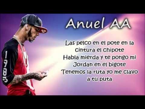 Anuel Ft. Ozuna, Almighty, Ñengo Flow y Kendo Kaponi - Soldado y Profeta (Remix) Letras