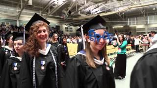 Brandeis University Commencement 2014
