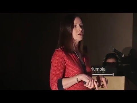 100 Meters: War Reporting and Objectivity | Jackie Spinner | TEDxColumbiaCollegeChicago