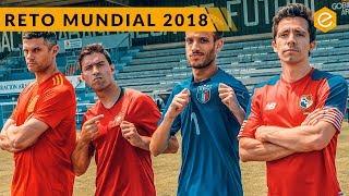 RETO FÚTBOL EMOTION Mundial 2018