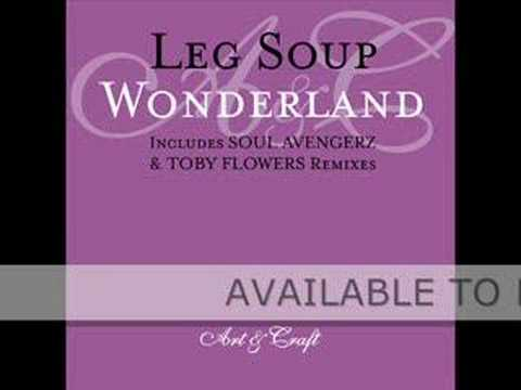 Leg Soup - Wonderland
