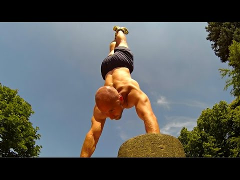 Handstand Tutorial - How to learn a Handstand