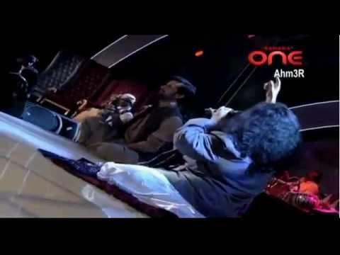 Abida Parveen and Atif Aslam: Tere Ishq Nachaya Live