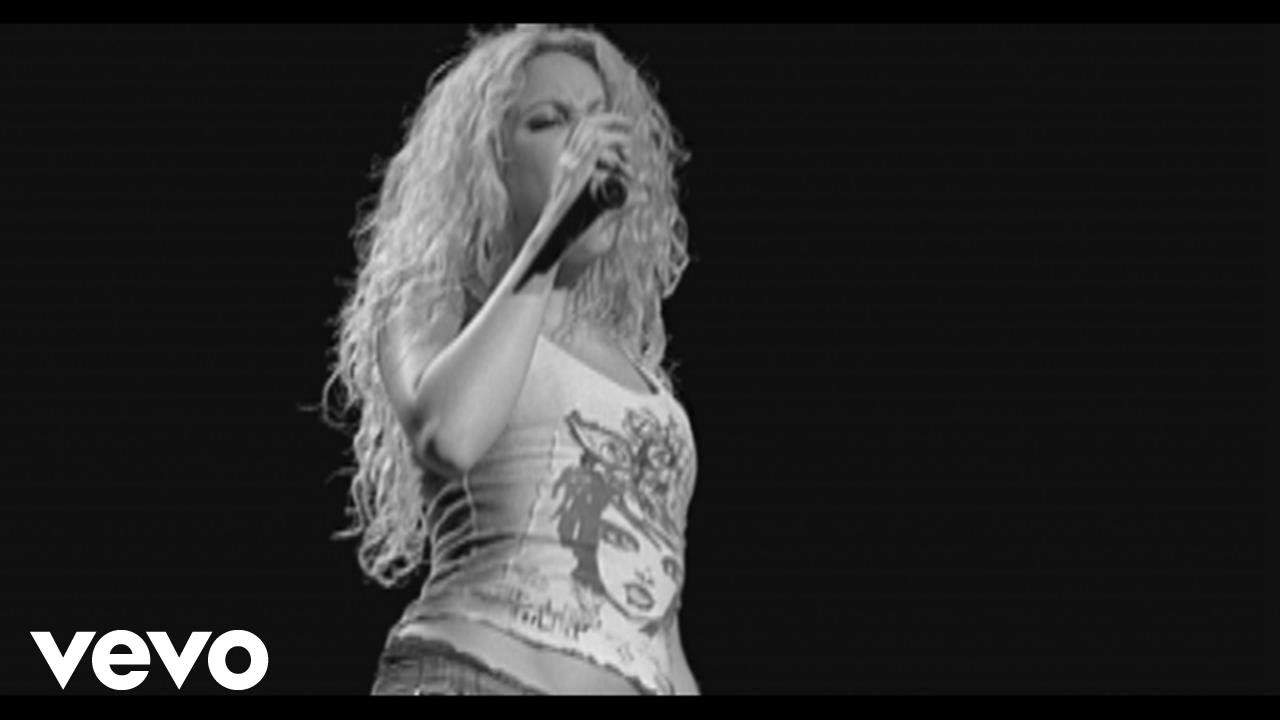 Shakira — Rules (from Live  / Off the Record)