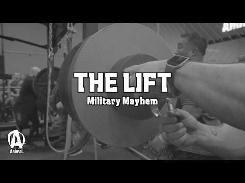 The Lift Series: Military Mayhem