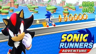 SONIC RUNNERS ADVENTURE (Gameloft) - iOS / Android - HD Gameplay Trailer