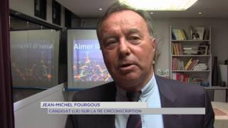 Législatives : Jean-Michel Fourgous lance sa campagne dans la 11e circonscription