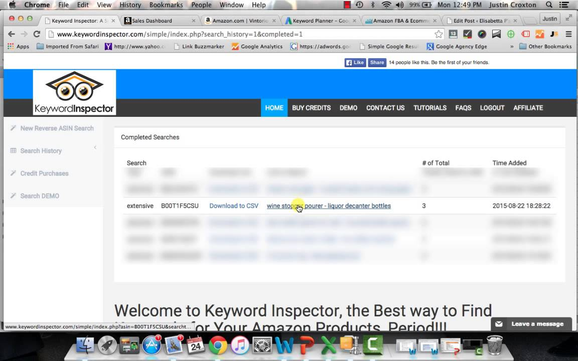 best keyword research tool for amazon