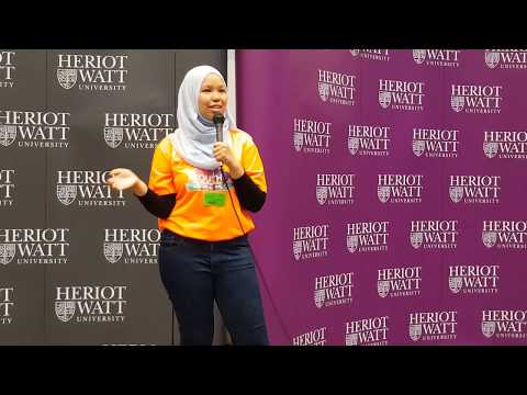 Wan Hanis - Youth Transformation Programme April 2018 participant