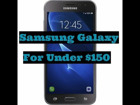 Samsung Galaxy Sky Review And Setup