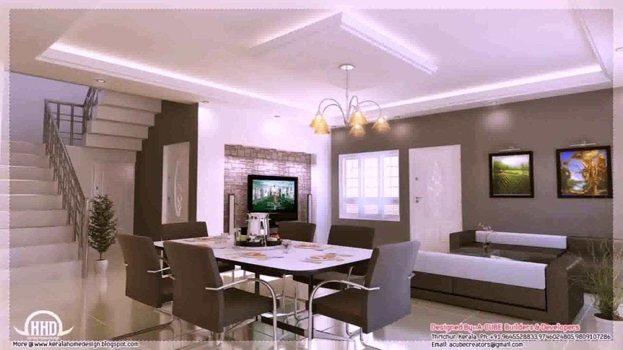 Living Room Design Kerala