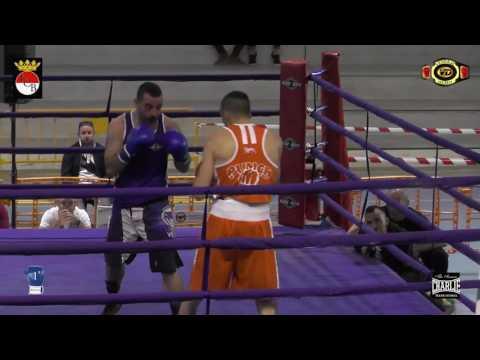 Semifinal Campeonato de Cantabria 69 Kg  Damian Esquisabel vs Ruben Alonso