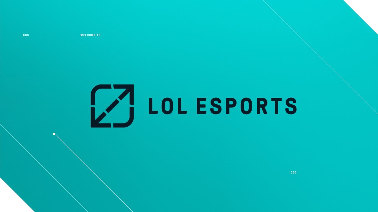 Welcome to LoL Esports