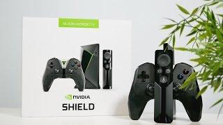 Nvidia Shield TV - розпакування і перше враження