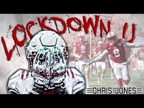 LOCKDOWN U: Chris Jones Nebraska DB Mixtape