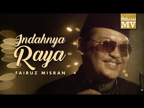 Fairuz Misran - Indahnya Raya (Official Music Video)