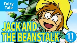JACK AND THE BEANSTALK (ENGLISH) Animation of World's Fairytale/Fol...