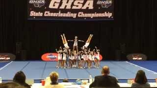 2014 GHSA State Competition - Northgate