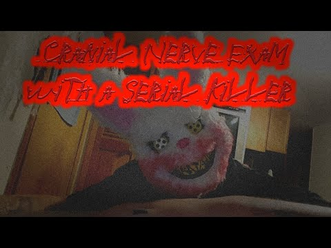 [ASMR] Cranial Nerve Exam with a Serial Killer [Roleplay]