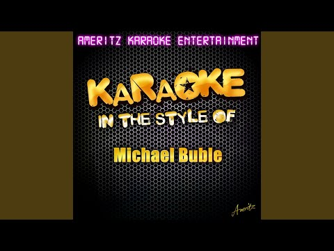 The Christmas Song (In The Style Of Michael Buble) (Karaoke Version)
