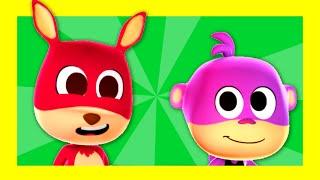 Canção do Canguru - Músicas e Canções para Crianças